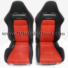JDM FD2 Civic Type R Red/Black Front Seat Set