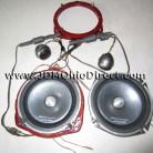 "JDM Apline DDLinear Speakers DLC-177R 160W 6.5"" DC5"