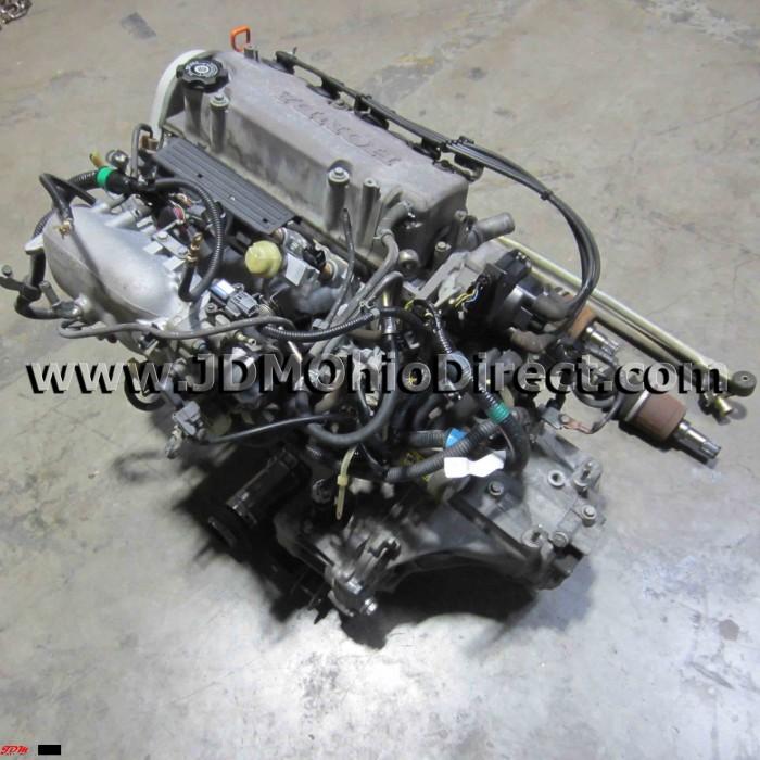 ZC SOHC / D16Y7 Civic Engine Swap