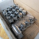 JDM MUGEN 20pc Lock and Lug Nut Set
