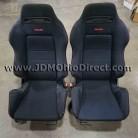 JDM DC2 Integra Type R Black Recaro Seat Set